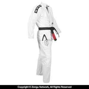 Gameness Pearl White Gi